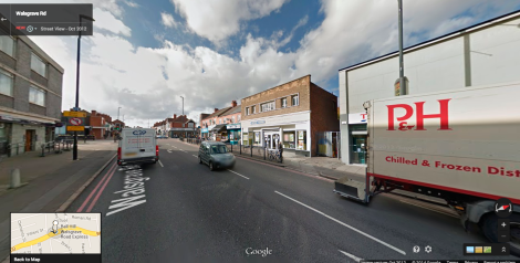 Walsgrave Road - Street View